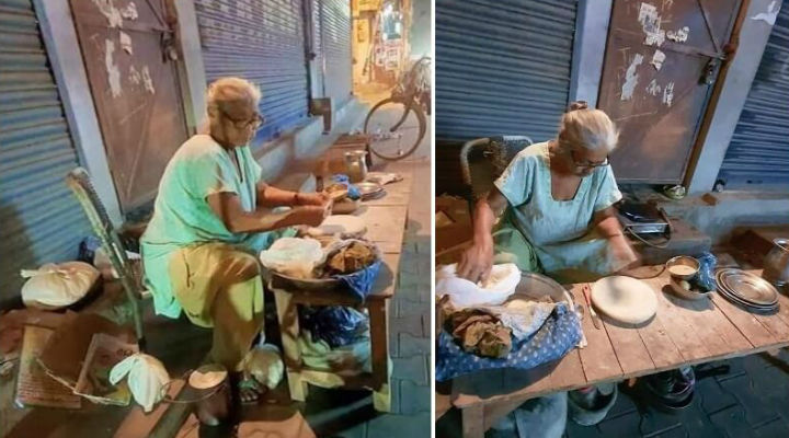 Diljit Dosanjh's Post For 70-Year-Old Woman Who Sells Food On Roadside For A Living