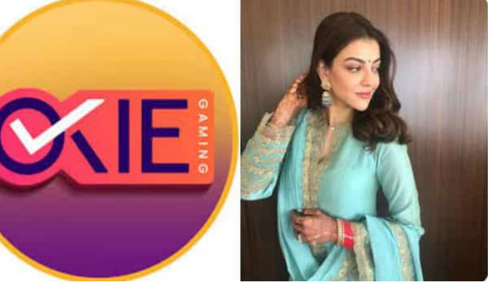 Actress Kajal Aggarwal picks up stake in Okie Gaming, says keen to get more women on the platform