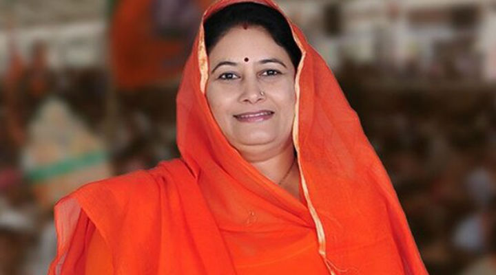 Rajasthan BJP MLA Kiran Maheshwari Passes Away Due To COVID-19