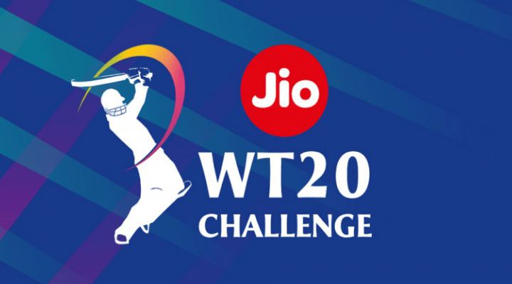 BCCI announces Reliance Jio as title sponsor of Women's T20 Challenge 2020