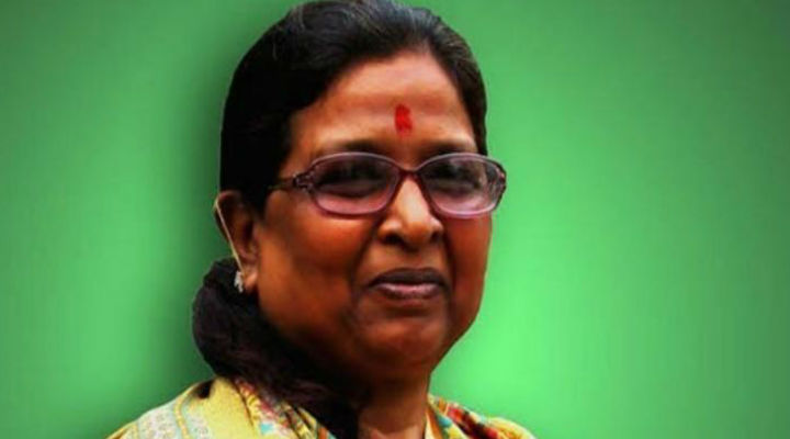 Renu Devi Becomes Bihar's First Woman Deputy Chief Minister