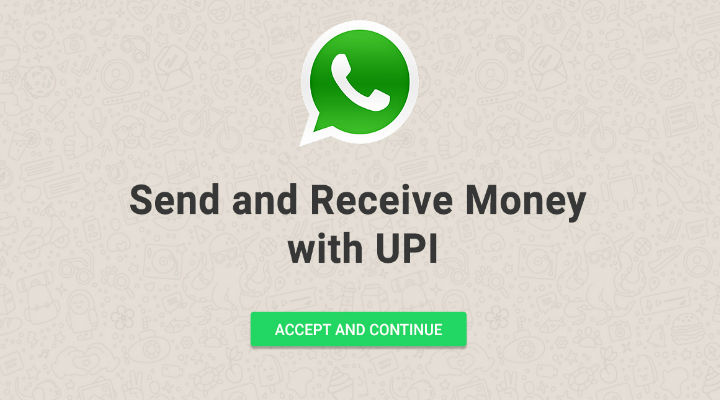 Whatspp allowed to offer payments service via UPI in India