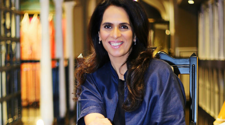 Anita Dongre promotes career empowerment for women with UN Women at X-Billion Skills Lab talk