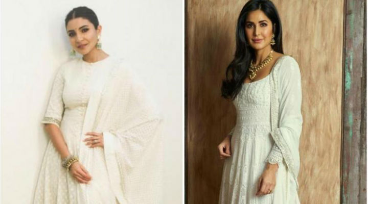 Katrina Kaif to Deepika Padukone, Alia Bhatt: EVERYTIME celebs swore by their love for classic white anarkalis