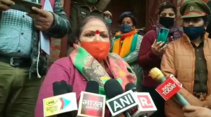 Women's Commission Member Says Badaun Victim Shouldn't Have Gone Out Alone, Later Withdraws Comment