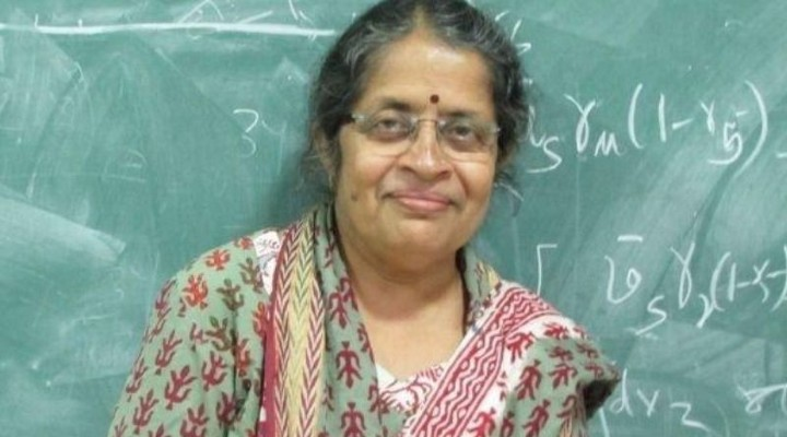 Indian Physicist, Prof Rohini Godbole, Conferred with the National Order Of Merit By Government Of France