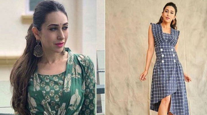 Jumpsuits, lehengas, dresses: 12 of the best looks from Karishma Kapoor's 2020 wardrobe