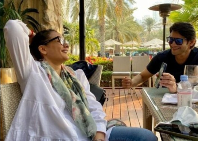 Mahesh Babu's Post On Wife Namrata Shirodkar's Birthday Goes Viral