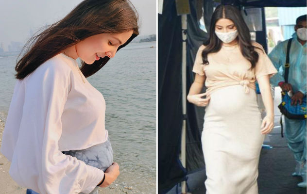 11 pictures that highlight Anushka Sharma's maternity style