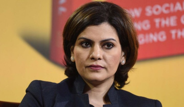 Nidhi Razdan files complaint over online fraud
