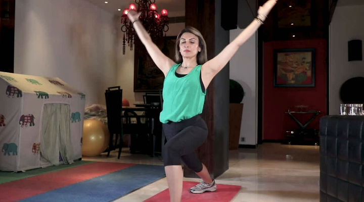 Riddhima Kapoor Sahni's Yoga Sessions At Home Will Give Fans Some Major Fitness Goals
