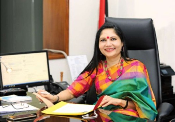Shubhdarshini Tripathi Appointed Indian Ambassador To Kazakhstan