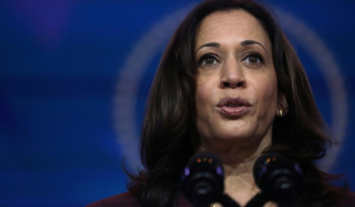 Kamala Harris says an abused high school friend inspired her to fight for women