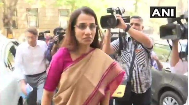 Chanda Kochhar Granted Bail In Alleged Money Laundering Case