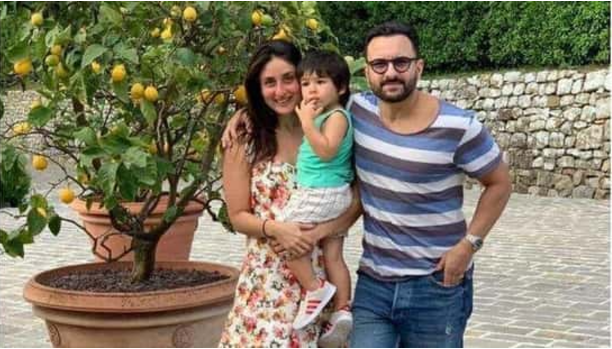 Kareena Kapoor and Saif Ali Khan blessed with a baby boy!