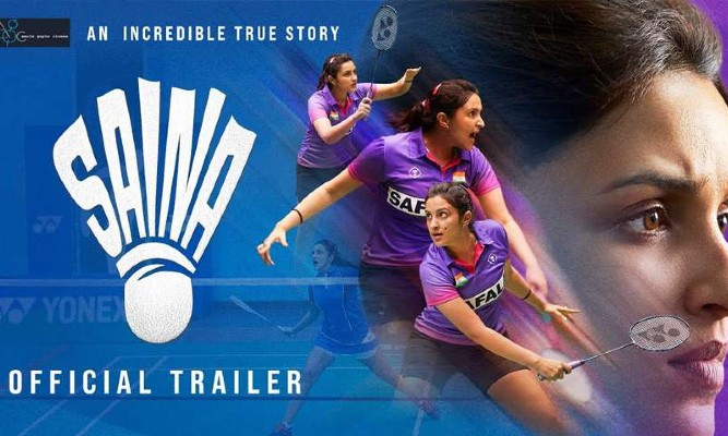 Saina Nehwal Biopic Movie Trailer: Super powerful! You will get goosebumps! WATCH – Parineeti Chopra impresses massively