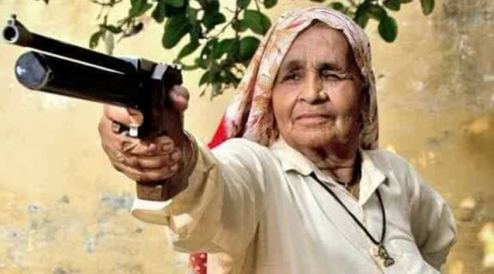 'Shooter Dadi' Chandro Tomar passes away due to Covid-19