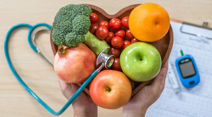 Healthy Diet and Lifestyle for Diabetic People