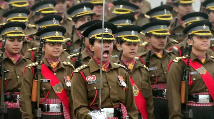 First Batch Of 83 Women Soldiers Inducted Into Indian Army
