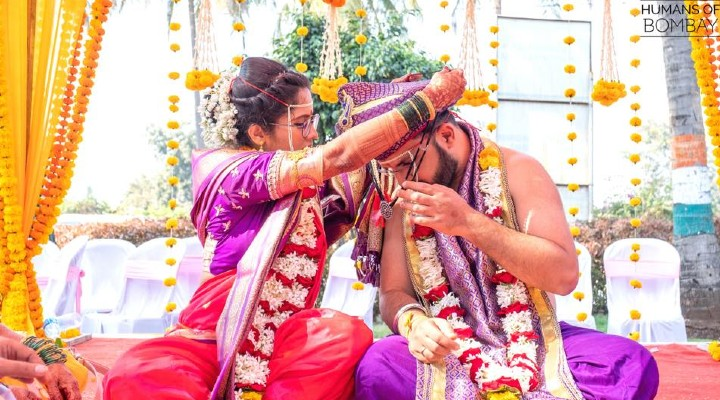 This Bride And Groom Exchanged Mangalsutras. What Happened Next