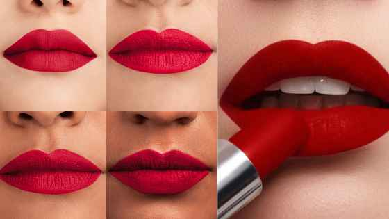 30 Best Red Lipstick Shades For Indian Skin