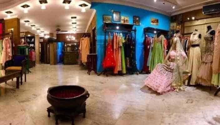 8 Famous Designer Boutiques in Gurgaon