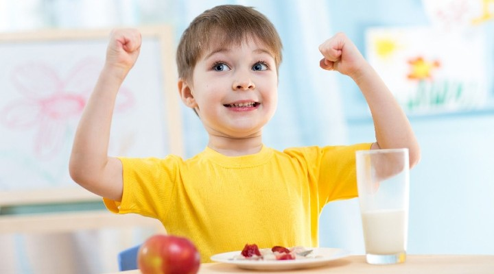 It's time to strengthen your child's immune system: 5 simple ways to keep your baby strong without medication