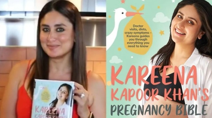 Police Complaint Filed Against Kareena Kapoor Khan & Others Over Title Of Her Book 'Pregnancy Bible'