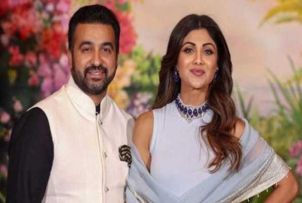 Shilpa Shetty and Raj Kundra's Juhu bungalow raided by Mumbai Police Crime Branch