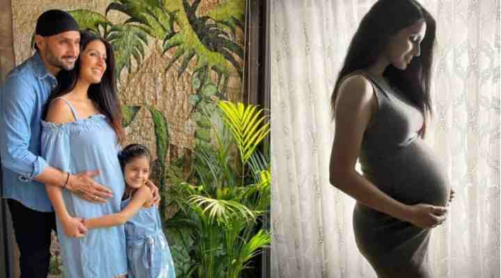 Actress Geeta Basra reveals that she gave birth to a son after two miscarriages