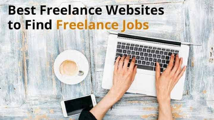 Looking for a freelance job? Check these 8 Websites To Find Freelance Jobs