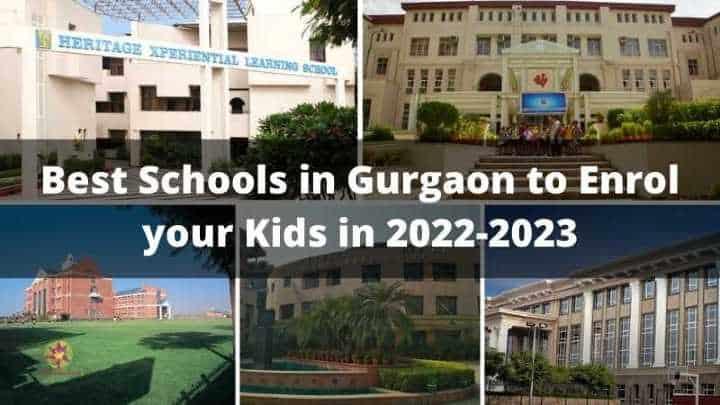 12 Best Schools in Gurgaon to Enrol your Kids in 2022-2023