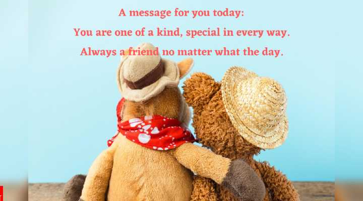 Happy Friendship Day 2021: Wishes, quotes, messages, images, SMS, WhatsApp and Facebook status to share on this day