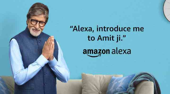 How To Activate Amitabh Bachchan's Voice On Amazon Alexa