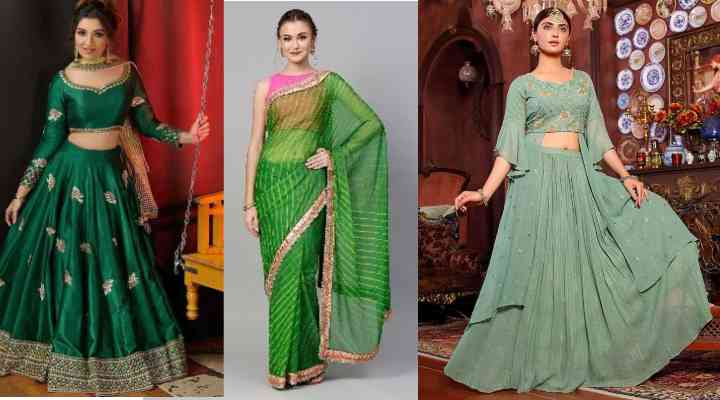 Hariyali Teej 2021: Try out these Outfits for Teej Party and make your festival special