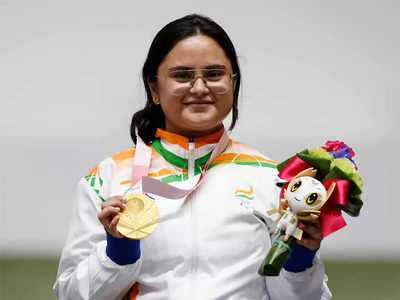 Paralympics: Rajasthan govt announces Rs 3 crore cash reward for gold-medallist Avani Lekhara