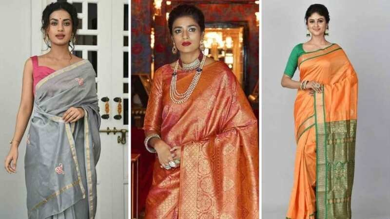 18 Types of Indian Sarees every woman must have in her wardrobe