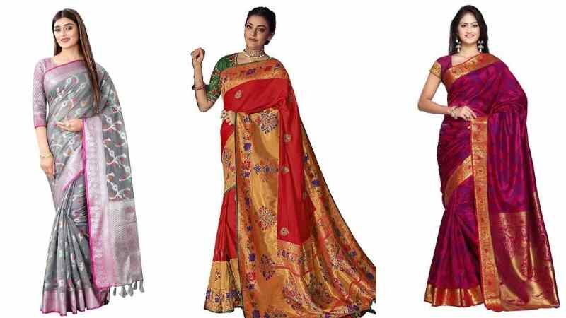 Karva Chauth Special Saree 2021