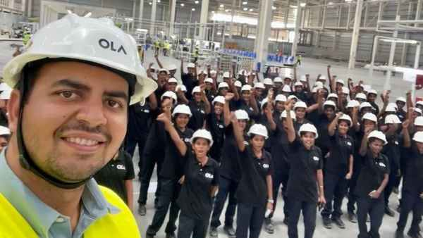 Ola electric scooter factory will be run only by women, says CEO Bhavish Aggarwal