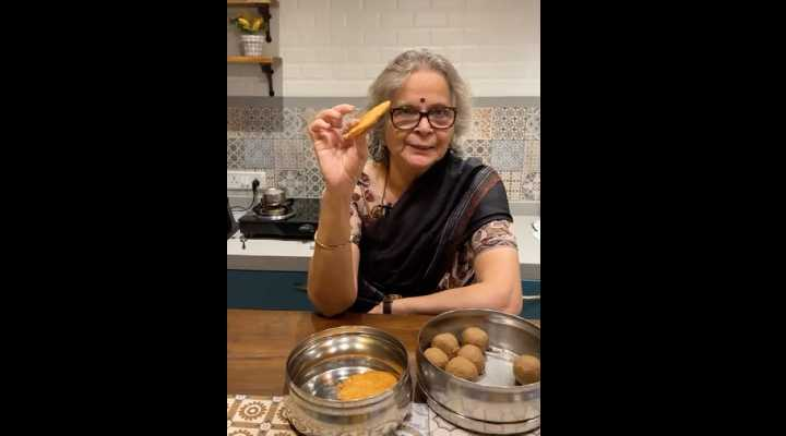 5 ways to use your kitchen better tips by Rekha Diwekar