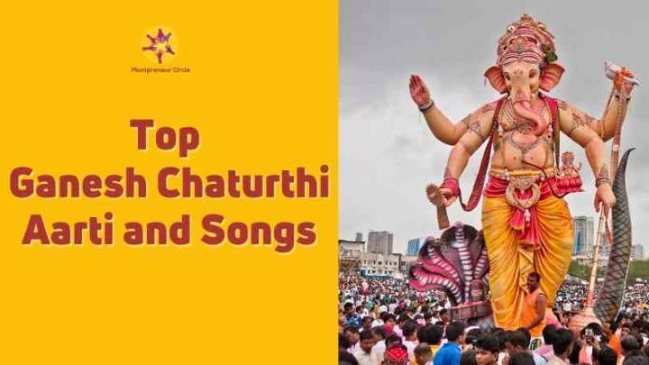 Ganesh Chaturthi Aarti and Songs 2021: Check out the list of Aarti & songs that you can play during the 10 day Ganesh Chaturthi festival