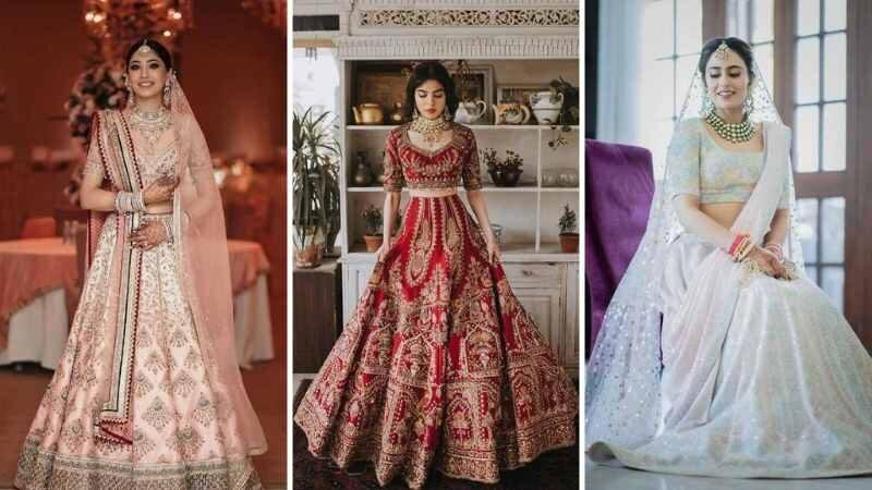 20+ Best Bridal Lehengas For 2021-2022 Weddings