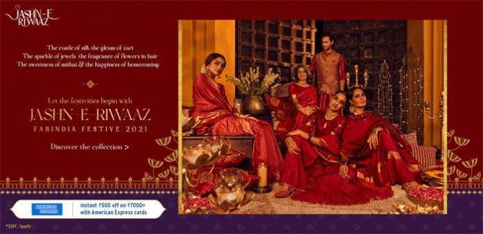 Fabindia removes Diwali ad named Jashn-e-Riwaaz after #BoycottFabindia trends online