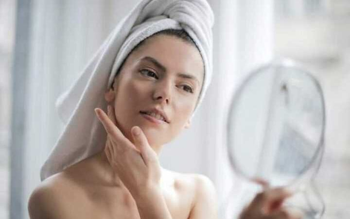 Get glowing skin at home this festive season