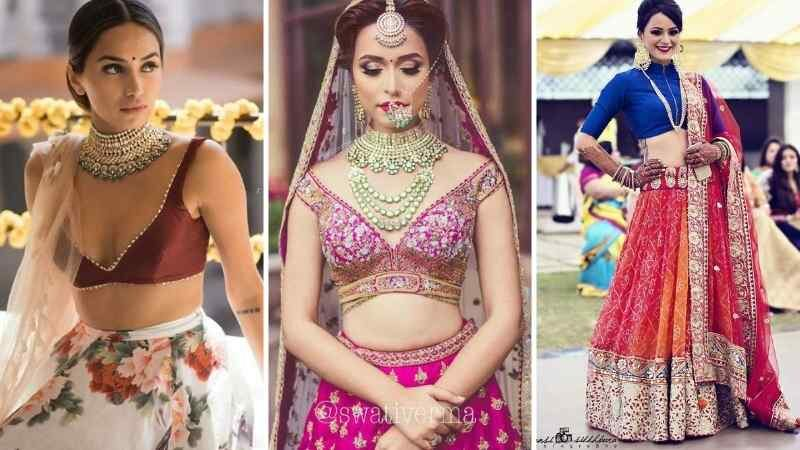 21+ Latest and Trending Wedding Blouse Designs