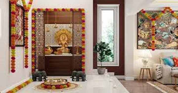 Ways to Give a rustic look to your space this Navratri