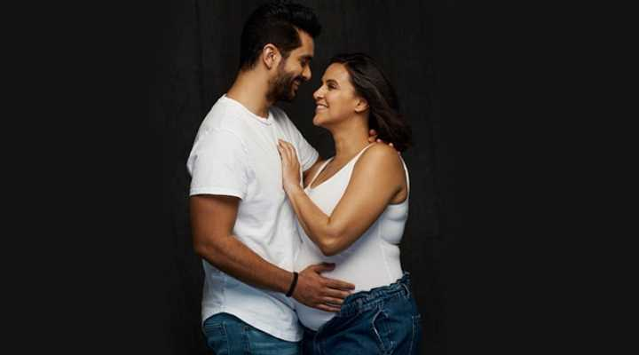 It's A Boy: Neha Dhupia And Angad Bedi Welcome Baby Son