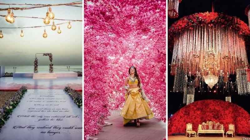 30+ Latest Indian Wedding Decor Ideas to Bookmark for your Wedding